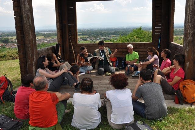 Escursioni teatrali e workshop da un'altra prospettiva.